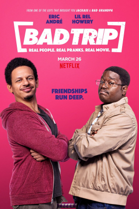 couverture film Bad Trip