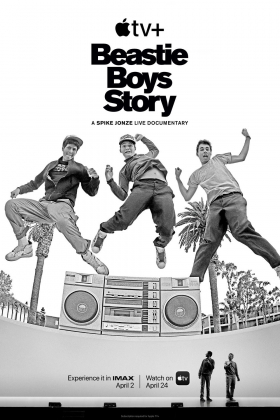 couverture film Beastie Boys Story