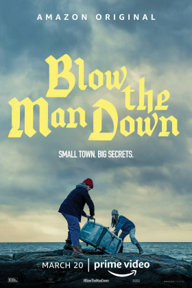 couverture film Blow the Man Down