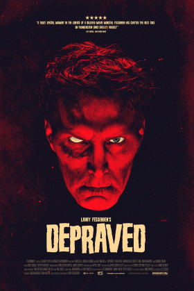couverture film Depraved