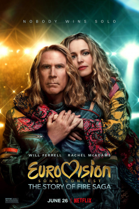 couverture film Eurovision Song Contest: The Story of Fire Saga
