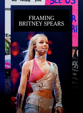 couverture film Framing Britney Spears