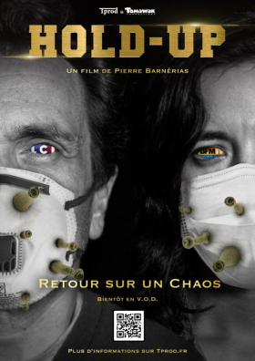 couverture film Hold-Up