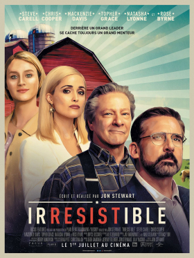 couverture film Irresistible