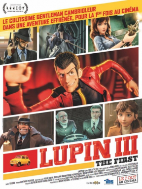 couverture film Lupin III : The First