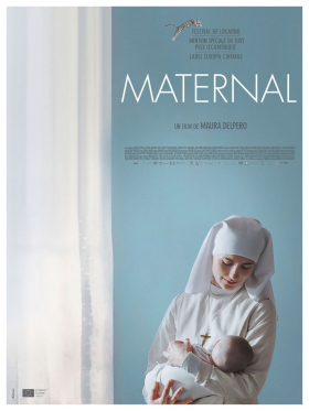 couverture film Maternal