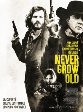 couverture film Never Grow Old