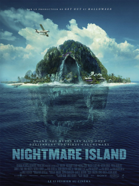 couverture film Nightmare Island