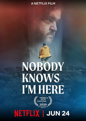 couverture film Nobody Knows I'm Here