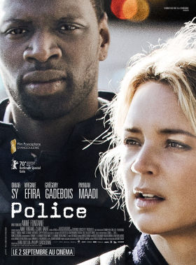 couverture film Police