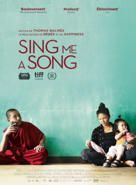 couverture film Sing Me a Song