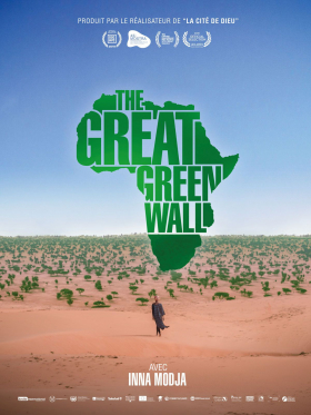 couverture film The Great Green Wall