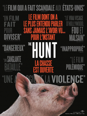 couverture film The Hunt