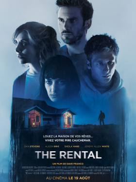 couverture film The Rental