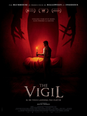 couverture film The Vigil
