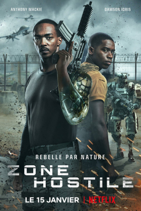 couverture film Zone hostile