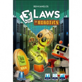 couverture jeux-de-societe 3 Laws of Robotics