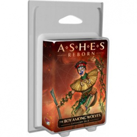 couverture jeu de société Ashes Reborn: The Boy Among Wolves