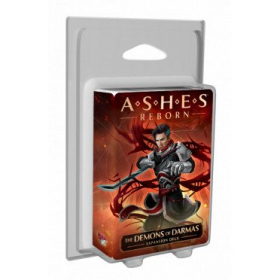 couverture jeu de société Ashes Reborn: The Demons of Darmas