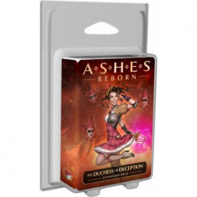 couverture jeu de société Ashes Reborn: The Duchess of Deception