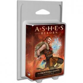 couverture jeu de société Ashes Reborn: The Frostdale Giants