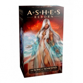 couverture jeu de société Ashes Reborn: The Song of Soaksend Deluxe Expansion