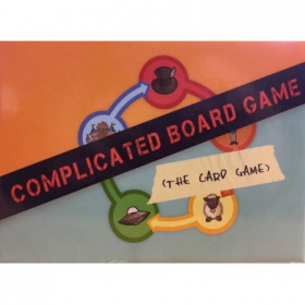 top 10 éditeur Complicated Board Game - The Card Game