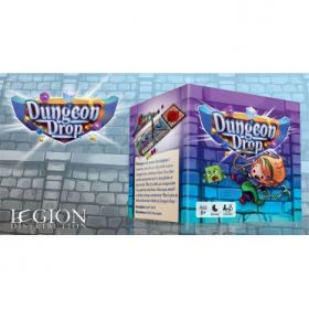 couverture jeux-de-societe Dungeon Drop