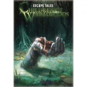 couverture jeu de société Escape Tales: Children of Wyrmwood