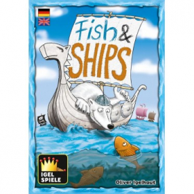 top 10 éditeur Fish & Ships