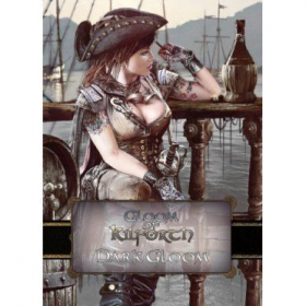 couverture jeu de société Gloom of Kilforth : Dark Gloom Expansion