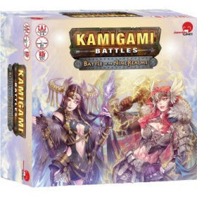 couverture jeu de société Kamigami Battles : Battle of the Nine Realms