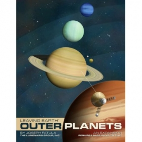 top 10 éditeur Leaving Earth - Outer Planets Expansion