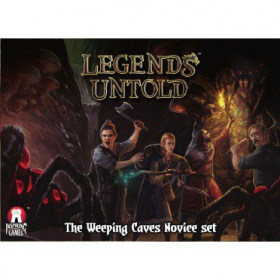 top 10 éditeur Legends Untold : The Weeping Caves Novice Set