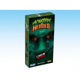 couverture jeu de société Monsters vs. Heroes Volume 2: Cthulhu Mythos