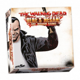 couverture jeu de société Pack Walking Dead : All Out War et Here's Negan