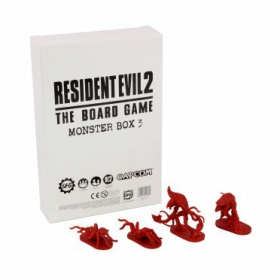 couverture jeux-de-societe Resident Evil 2: Monster Box 3