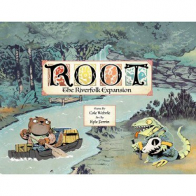couverture jeu de société Root: Riverfolk Expansion