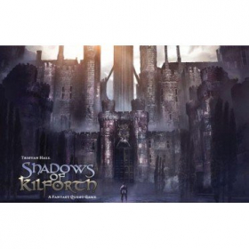 couverture jeu de société Shadows of Kilforth: A Fantasy Quest Game