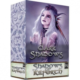 couverture jeu de société Shadows of Kilforth: Dark Shadows