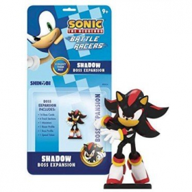 couverture jeu de société Sonic the Hedgehog : Battle Racers – Boss Expansion Shadow