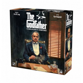 top 10 éditeur The Godfather - The Board Game
