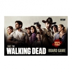 couverture jeu de société The Walking Dead Boardgame - TV Show - Occasion