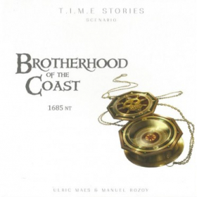 couverture jeux-de-societe Time Stories - Brotherhood of the Coast