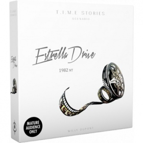couverture jeux-de-societe Time Stories - Estrella Drive