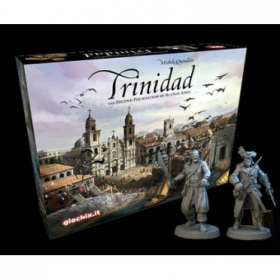 couverture jeu de société Trinidad, the City Building Board Game - Deluxe Box