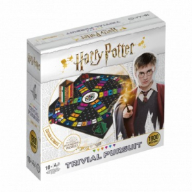 couverture jeu de société Trivial Pursuit : Harry Potter édition Ultimate