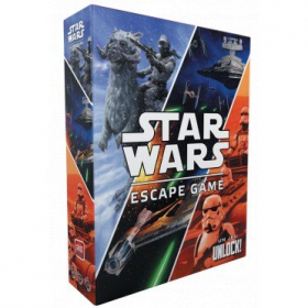 couverture jeux-de-societe Unlock ! Star Wars