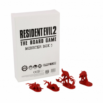 extrait jeux-de-societe Resident Evil 2: Monster Box 3