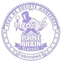 logo éditeur Purple Brain
